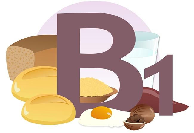 Vai trò của B1 đối với trẻ